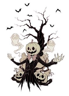 I've been very bad at posting my inktober art here, woops. It may not be Halloween anymore but it's always Halloween in my h. Halloween Artwork, Halloween Drawings, Halloween Wallpaper, Arte Horror, Horror Art, Halloween Horror, Fall Halloween, Halloween Witches, Halloween Halloween