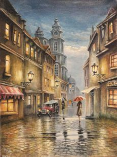 Rain Archives - Page 10 of 10 - Art Wishlist Rain Painting, Art, Craft Art, Kunst