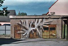 Artist: Sänk | Community Post: 21 Awesome Street Art Pieces From Tartu, Estonia!?
