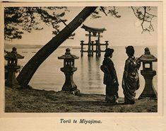 1933 Miyajima Japan / #MIZUworld