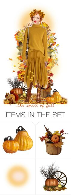 """The Colors Of Fall"" by victorianheaven ❤ liked on Polyvore featuring art"