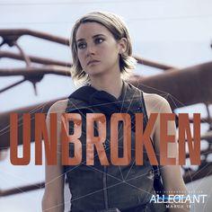 Nothing can break #FourTris. #Allegiant