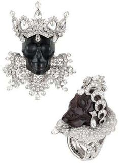 Skulled Jewelry