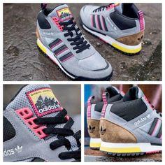 super popular 8d196 ab574 Adidas ZX TR Mid, para la temporada primavera-verano de 2013. Referenciando  a