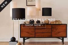 LOVE this new lamp collection! | Rejuvenation