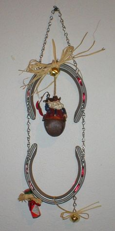 Horseshoe Crafts | Seasonal Crafts of Cowgirl Gifts