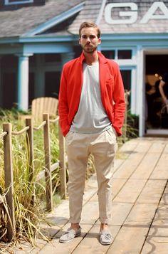 Summer style. #style #fashion #men
