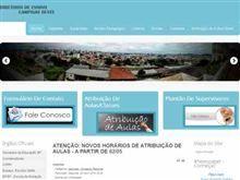www.Decampinasoeste.com.br - Página Oficial da Diretoria de Ensino