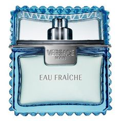 Versace Versace Man Eau Fraiche oz/ 50 mL Eau de Toilette Spray Versace Perfume For Men, Versace Men, Gianni Versace, Blue Perfume, Perfume Bottles, Versace Man Eau Fraiche, Sycamore Wood, Best Fragrances, Burberry Brit