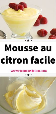 Food N, Food And Drink, Mousse Dessert, Dessert Aux Fruits, Mini Desserts, Chocolate Recipes, Food Inspiration, Biscuits, Ainsi