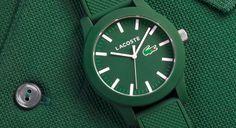 Lacoste.12.12 : une montre pour compléter la collection