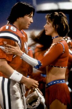 the replacements movie | THE REPLACEMENTS, Keanu Reeves, Brooke Langton, 2000, (c)Warner Bros.