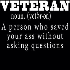 What is a veteran? Military Quotes, Military Humor, Military Love, Usmc Quotes, What Is A Veteran, Patriotic Quotes, Patriotic Pictures, Vietnam War Photos, Warrior Quotes