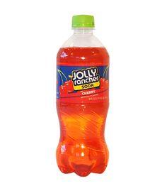 Jolly Rancher Cherry Soda 20oz (591ml) - American Fizz