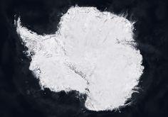Andreas Gursky Antarctic 2010