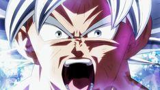The fury of Goku