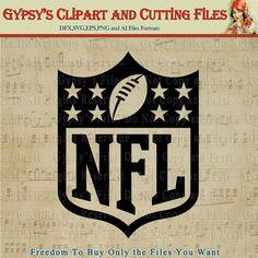 Football Monogram Football Player Football Team by GypsysClipart Nfl  Football Players 359512d49689c