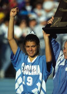 213d169a7b9 Mia Hamm attended the University of North Carolina at Chapel Hill