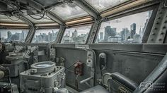 New York City Skyline from the USS Intrepid by Fabrizio Olivadese - Photo 156342829 - 500px