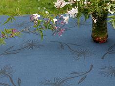 Daisies Tablecloth - Cotton/Linen