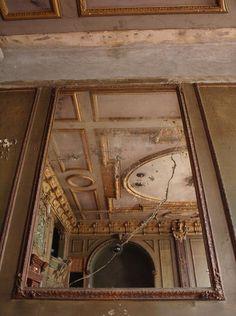 Spiegelsaal in Clärchens Ballhaus, Berlin, Germany