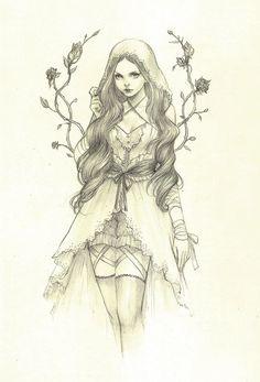 Illustrations by Jasmin Darnell