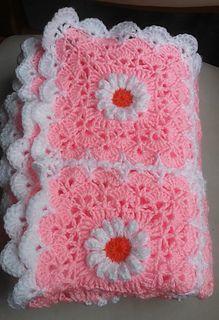 Pink Daisies ~free pattern~