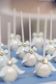 Bridal Shower Cake Pops