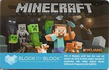 $25 MineCraft Gift Card | GiftCodes4U.com