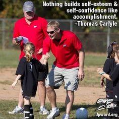 Remember positive reinforcement builds a better sports person http://coregearusa.com/