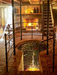Wow.  Imagine walking into this everyday to select a great bottle of wine for the evening!