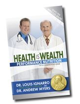 Performance Nutrition by a Nobe Dr Ignarro
