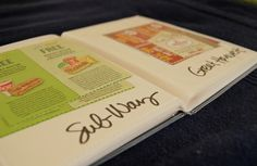 Store restaurant coupons in small photo album and keep in the car for handy access