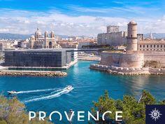 De fascinerende charme van de Provencaalse cultuur en erfgoed wachten op je in Marseille. Ontdek onze aanbiedingen. #MSCPreziosa