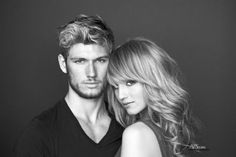 alex pettyfer and diana argon. I can totally see them as a couple