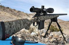 Savage 10 FCP-SR and Vortex Viper PST 4x-16x FFP Mil/Mil Initial Review