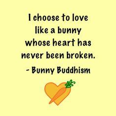 No Heartbreak Bunny