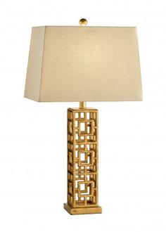 Squares in Squares Lamp