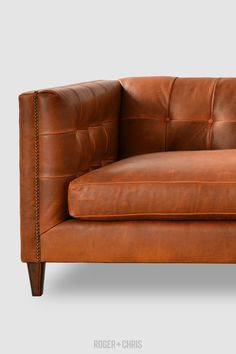 Mid-Century Modern Tuxedo Sofas, Armchairs, Sectionals | Atticus
