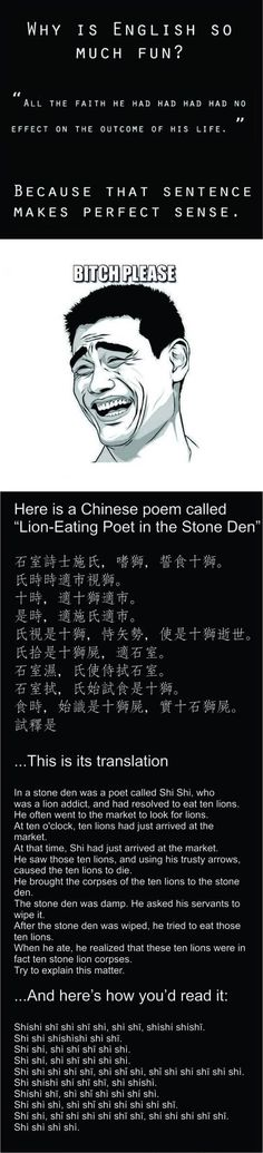 Bjork's Laughter: The Chinese Poem. - CS