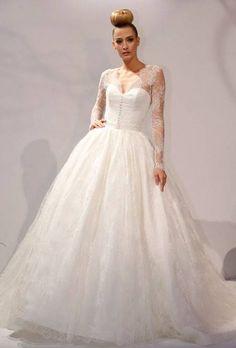 Editors' Picks: Dennis Basso Fall 2013 Collection : Brides