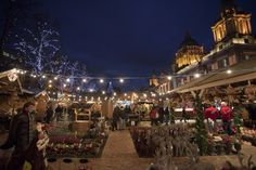 Christmas in Ireland. Beautiful, definitely need to consider going around that time.