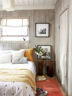 An up nort' decor would make you feel so cozy