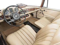 1969 - 1971 Mercedes-Benz 280 SE 3.5 Coupe (W111)