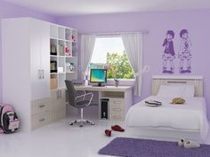Kids Bedroom For Teenage Girls amusing cool teen girl rooms and interior ideas | lil's bedroom