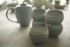 Collection Nebulle, Karine Goldberg Céramiste Tableware, Collection, Dinnerware, Tablewares, Dishes, Place Settings