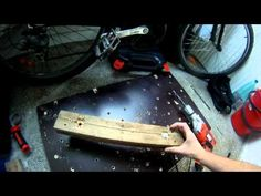 Climbing Hangboard Tutorial - How To Make Your Own DIY Fingerboard for Climbing Training