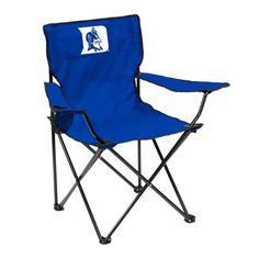 Duke Blue Devils Quad Chair - Logo Chair