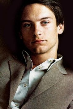 Tobey Maguire  He's weird looking. I still like him.