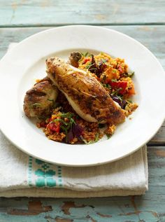 Chicken and Cous Cous